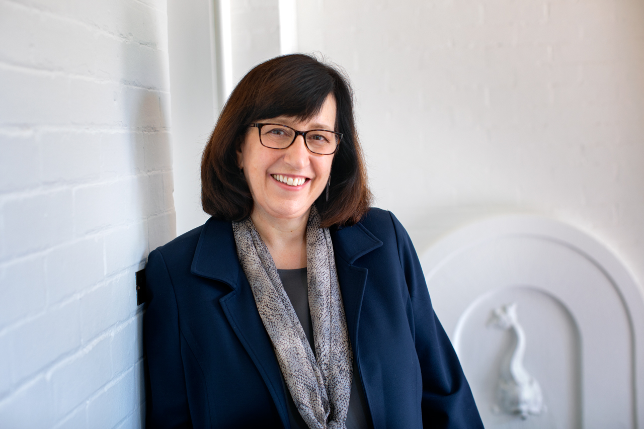 Cornell President Martha Pollack