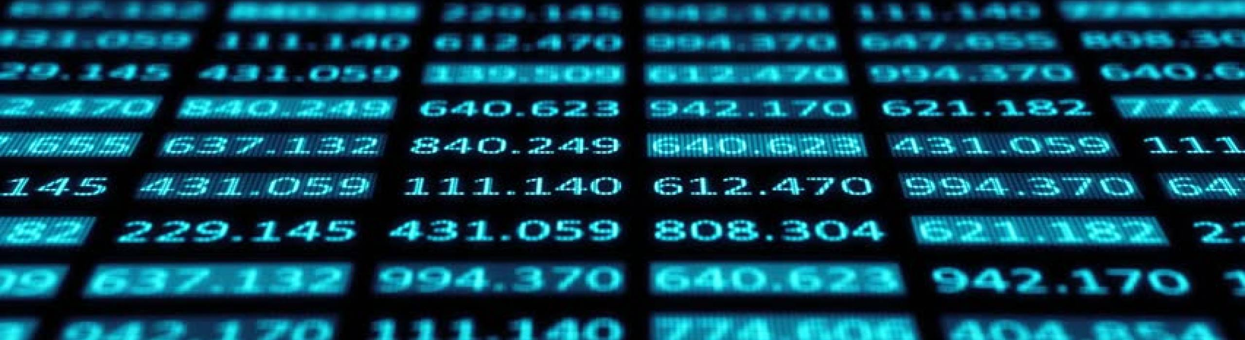 Critical Data Studies banner - coding stock
