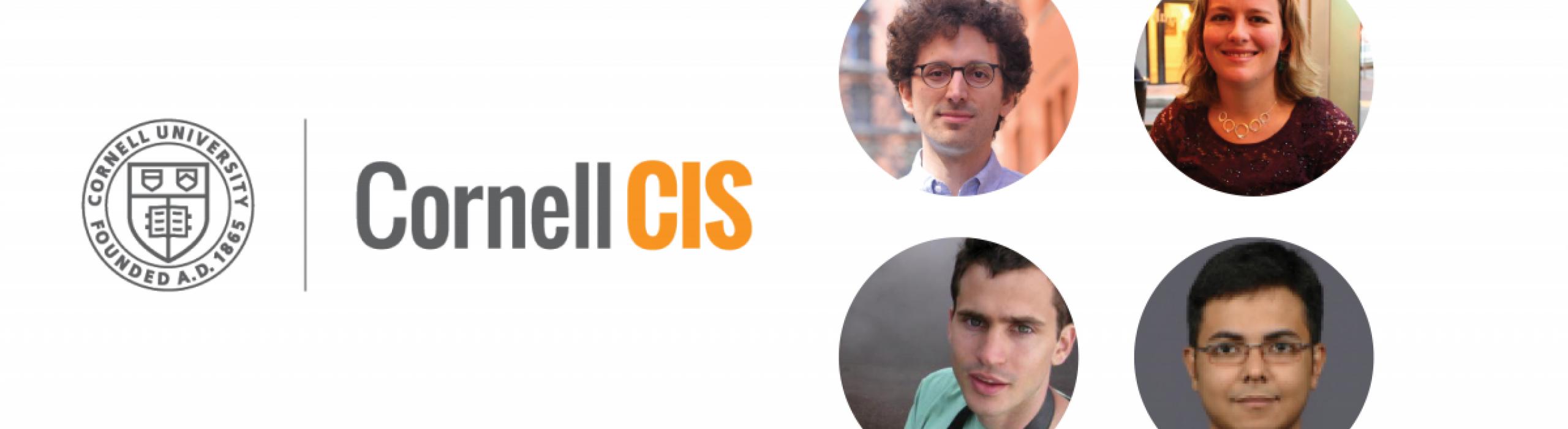 Yoav Artzi, Cristian Danescu-Niculescu-Mizil, Nicola Dell, and Karthik Sridharan.