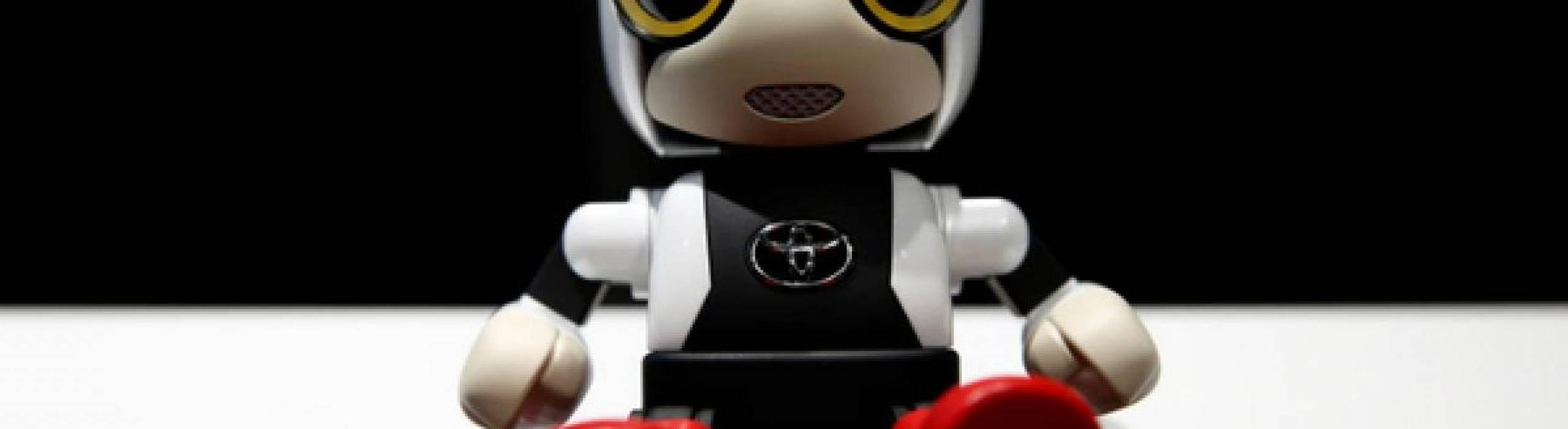 Kirobo the Robot