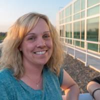 Info Sci staff member Janeen Orr