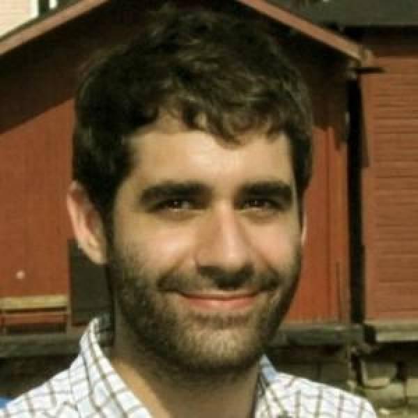 Picture of Solon Barocas