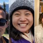 Dan Adler, Joy Ming, and Pegah Moradi were each awarded NSF Graduate Research Fellowships in 2021.