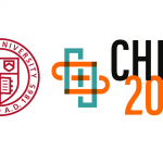 Cornell seal and the CHI 2019 logo